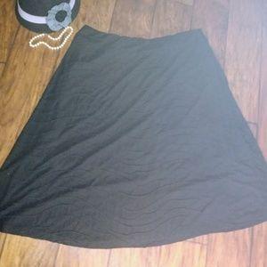 Dresses & Skirts - 💥💜EUC!! Plus Size Slimming Maxi Skirt💥💜
